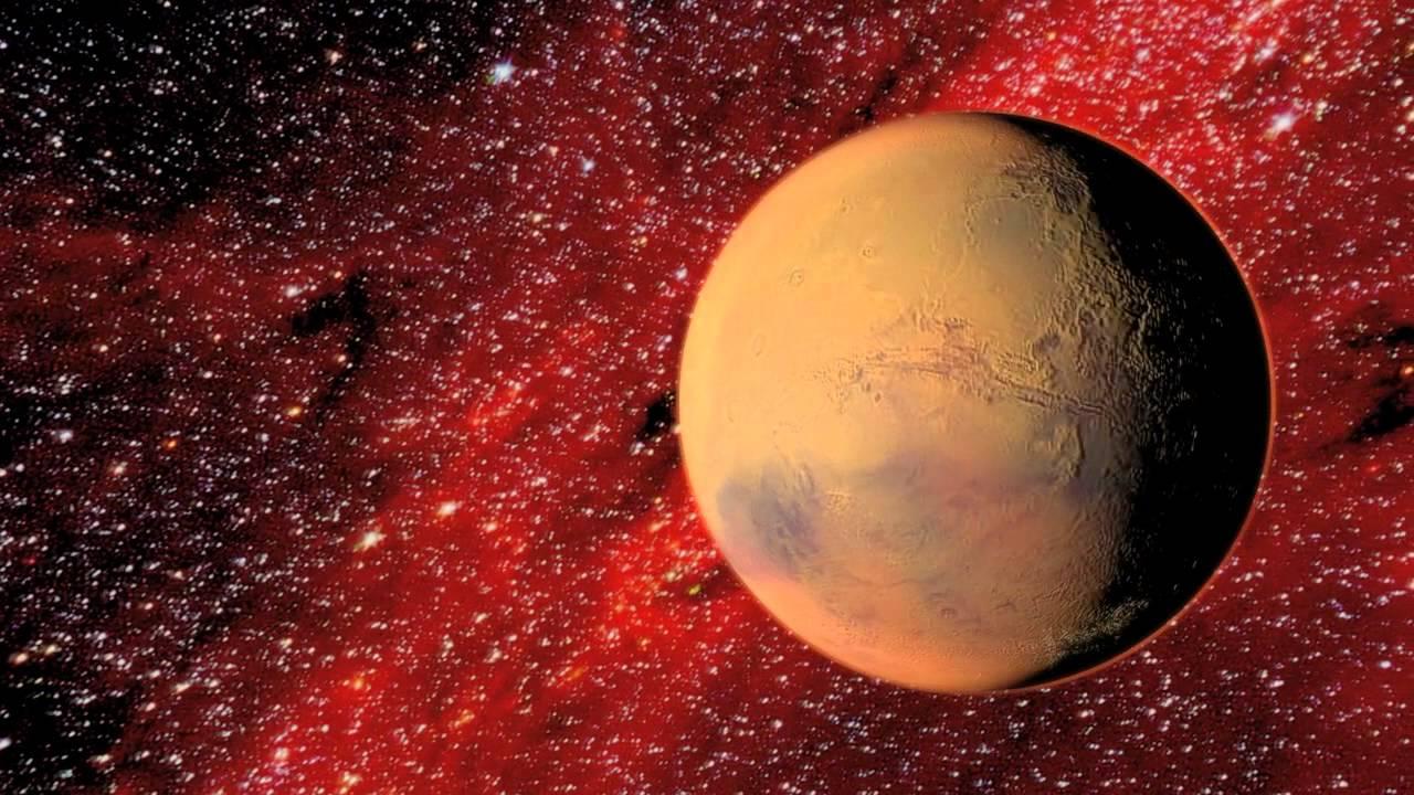 Астрономические странности Красной планеты