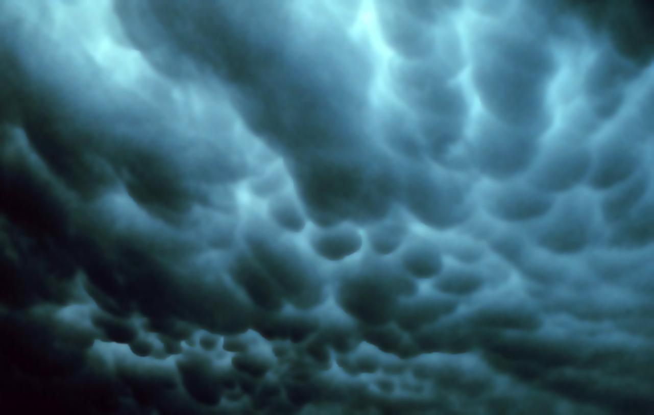 Какие бывают редкие атмосферные явления