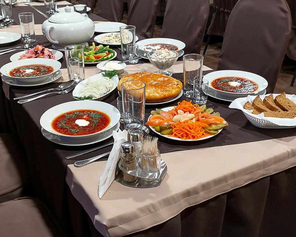 Организация поминального обеда Московской области