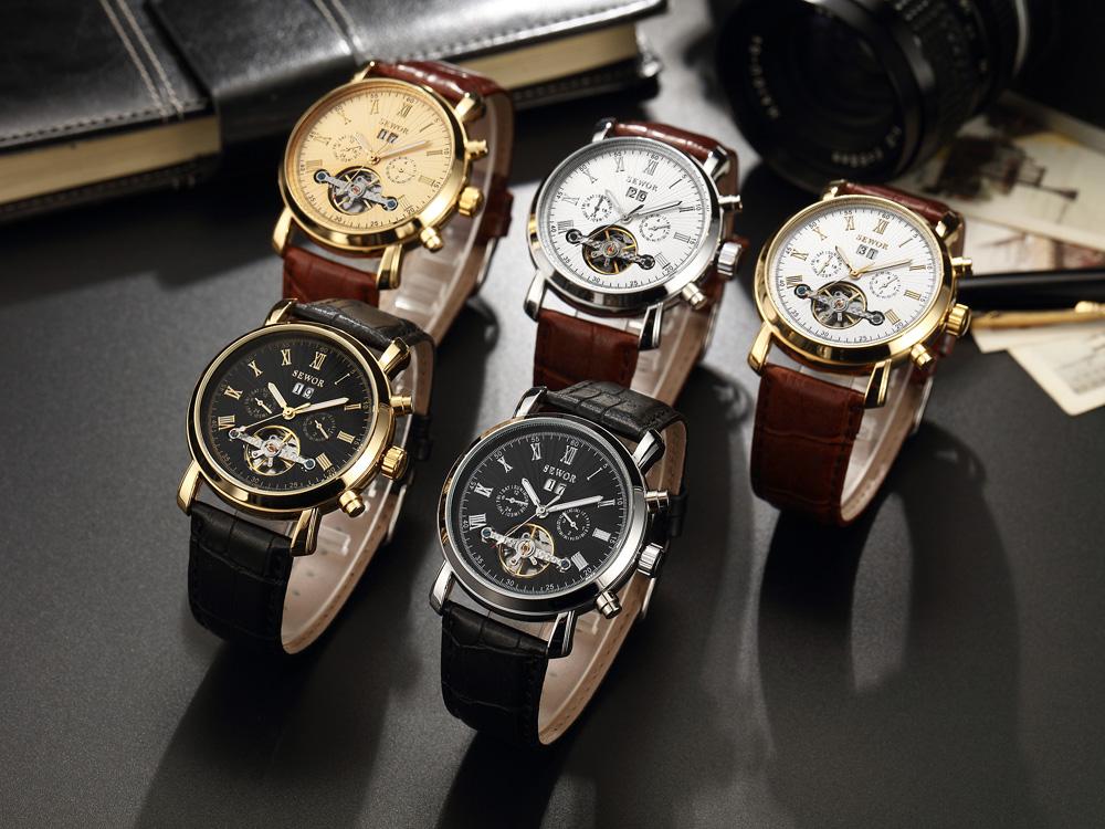 Классические часы от известных брендов
